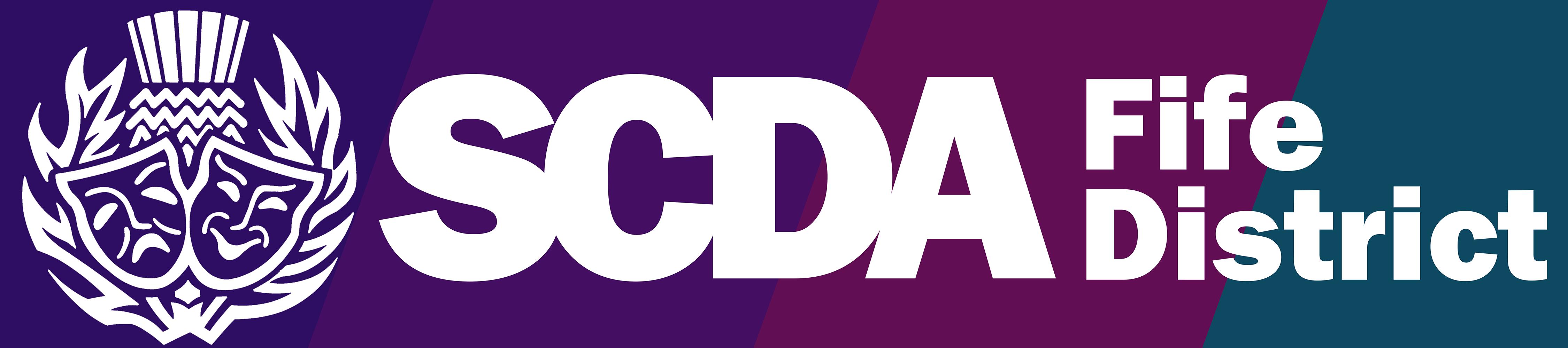 SCDA Fife Logo